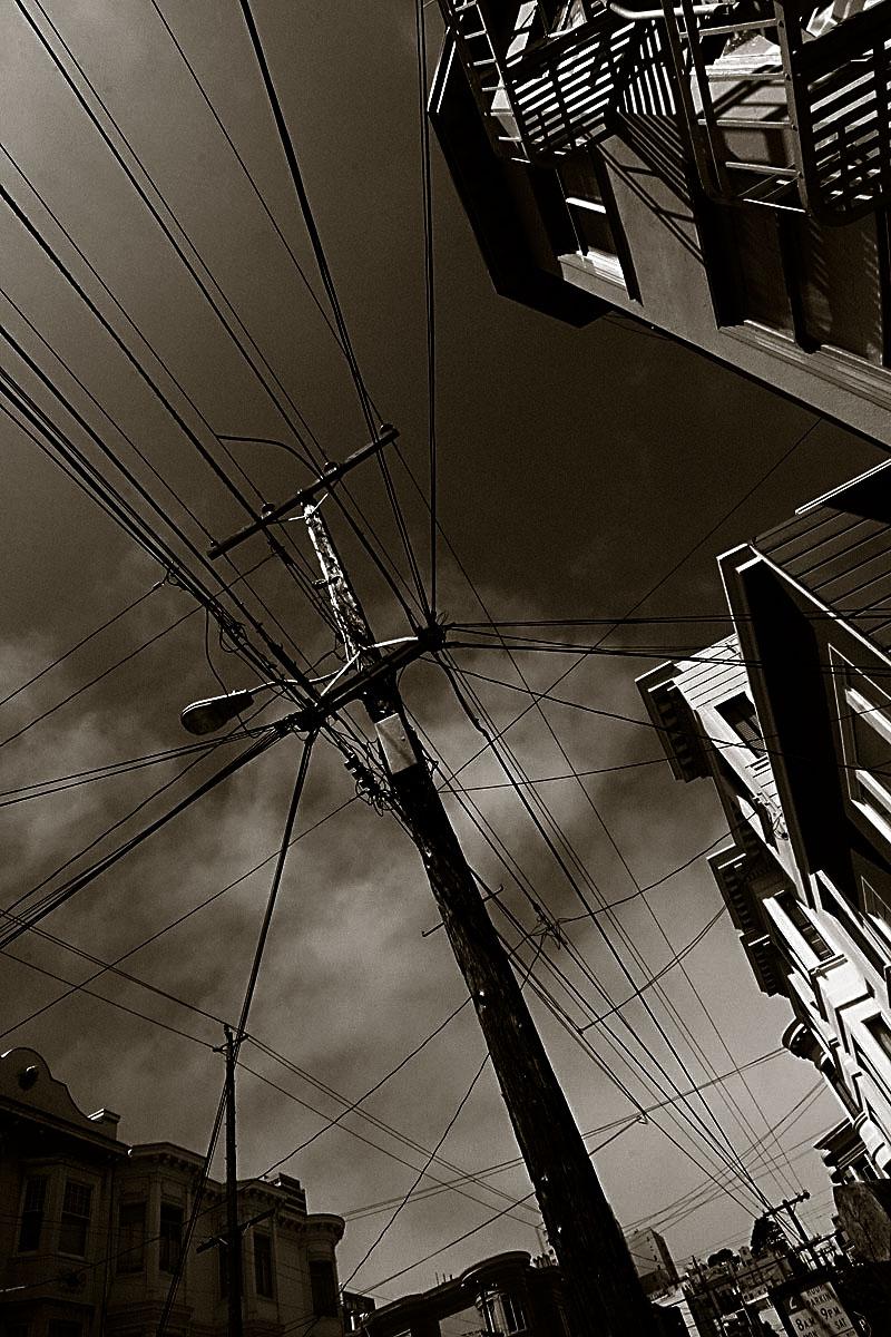 San Francisco wires