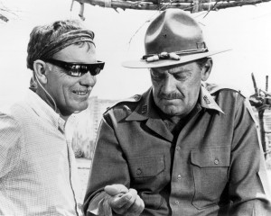 Peckinpah en Holden